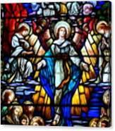 Angelic Scene Canvas Print