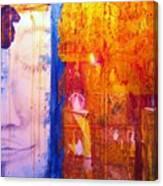 Angelic Warrior Canvas Print