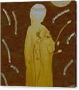 Angelita De Oro Canvas Print