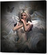 Angels Bliss Canvas Print
