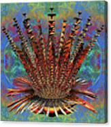 Angels Crown-cosmic Stew Canvas Print
