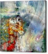 Angels In Heaven Canvas Print