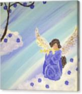 Angel's Melody  Canvas Print