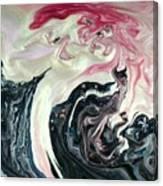 Angels Vs Demons Canvas Print