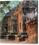 Angkor Wat Ruins - Siem Reap, Cambodia Canvas Print