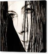 Anguish #5 Canvas Print