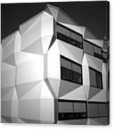 Angular Architecture Canvas Print