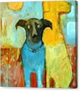 Animal Farm 225 Canvas Print