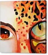 Animal Soul Canvas Print