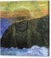 Anishinaabe Canvas Print