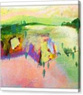 Ann Canvas Print