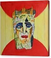 Anna Livia Plurabelle Canvas Print