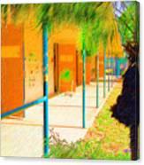 Anna Maria Elementary C020001 Canvas Print