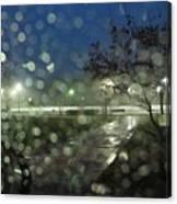 Annapolis After The Rain Canvas Print