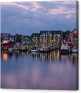 Annapolis Early Morn Canvas Print