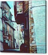 Anna's Street Canvas Print