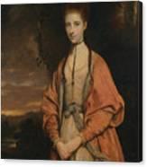 Anne Seymour Damer  Canvas Print