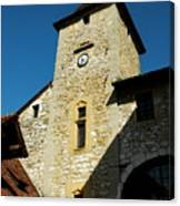 Annecy Tower Canvas Print
