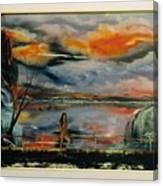 Annie 10-1 Canvas Print