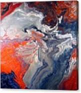 Annihilation Canvas Print