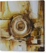 Ann's Dish Canvas Print