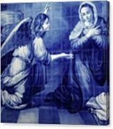 Annunciation Canvas Print