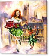 Anny Kilkenny Canvas Print