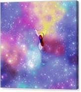 Anomaly In Space Canvas Print