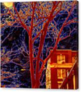Another Brooklyn Night Canvas Print