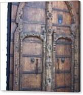 Another Door Canvas Print