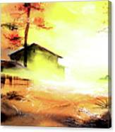 Another Good Morning Canvas Print