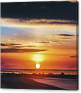Another Island Morning Canvas Print