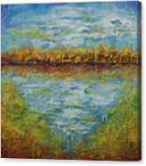 Another Lake. Canvas Print