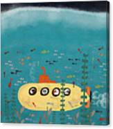 Another Little Advenutre Canvas Print