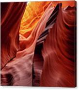 Antalope Canyon #2 Canvas Print
