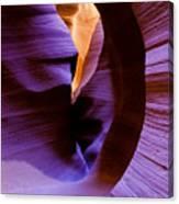 Antelope Canyon Eight Canvas Print