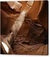 Antelope Canyon Six Natural Canvas Print