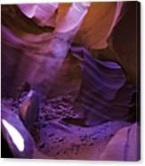 Antelope Canyon Six Canvas Print