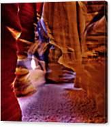 Antelope Canyon Thirteen Canvas Print