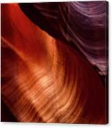 Antelope Curves Canvas Print