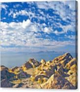 Antelope Island 4 Canvas Print