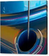 Antenna Details Canvas Print