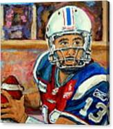Anthony Calvillo Canvas Print
