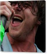 Anthony Green Of Circa Survive Canvas Print