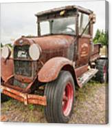 Antique Ford Canvas Print