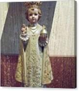 Precious Little King Canvas Print