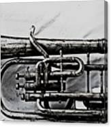 Antique Instrument  Canvas Print