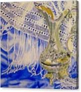 Antique Lace Canvas Print