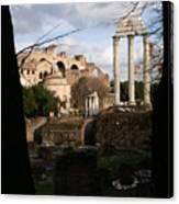 Antique Rome Canvas Print