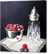Antique Sugar Shaker Canvas Print